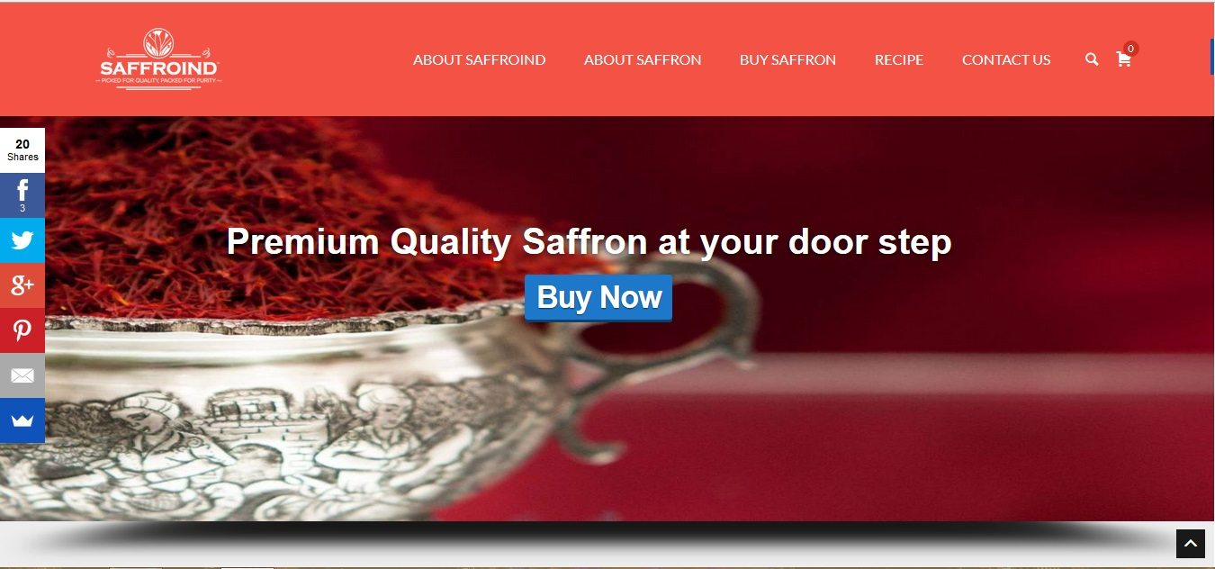 Saffroind.com